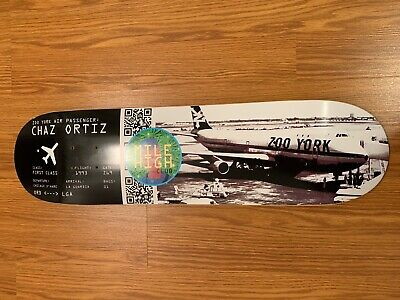 zoo york skateboard deck