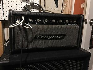 Traynor YBA-1A Bass Master II tube guitar head