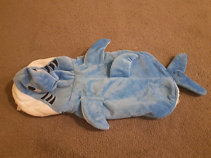 Brand New, Dogs Shark Costume Wear, Size Small Yarraville Maribyrnong Area Preview
