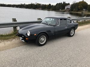 Looking for triumph tr6 overdrive parts