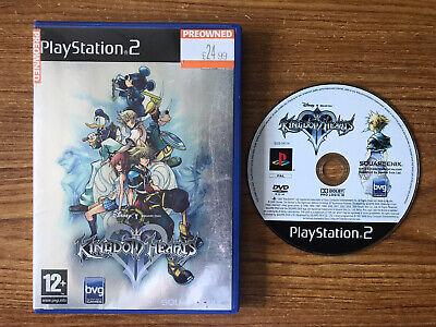 Kingdom Hearts (PS2) PAL