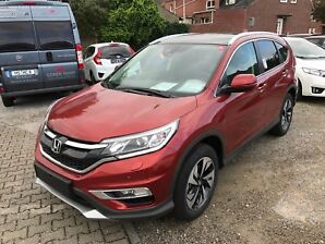 CR-V 1.6i DTEC 4WD Executive Fahrerass.