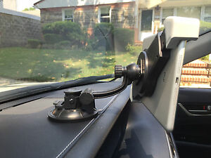 360 Car DASHBOARD Windshield Mount Holder Stand for 7.5