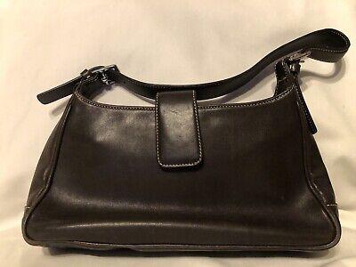 Authentic Coach Leather Tote Handbag Purse