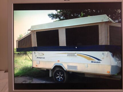 Jayco Swan outback camper trailer Guyra Guyra Area Preview