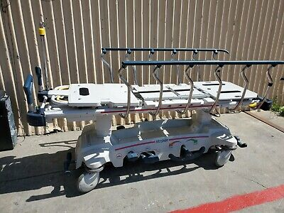 Stryker 1007 Glideaway Transport Bed Gurney Stretcher 700 Lbs.