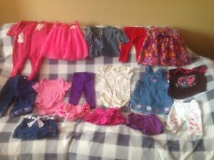 12 mth clothes