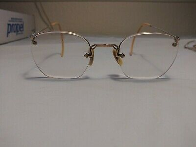 Vintage American Optical Prescription Eyeglasses1/10 12K Gold Filled (Fill Eyeglass Prescription)