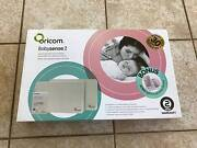 New Oricom BabySense2 infant breathing monitor East Perth Perth City Area Preview