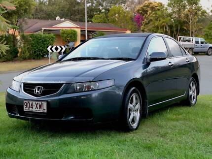 2005 Honda Accord Euro CL9 Automatic RWC Oxenford Gold Coast North Preview