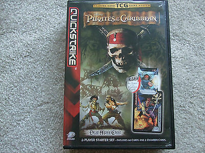 Disney Pirates of the Caribbean Trading Card Game System