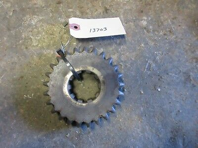 John Deere B1868r 2nd Gear Countershaft Transmission Gear B1868r