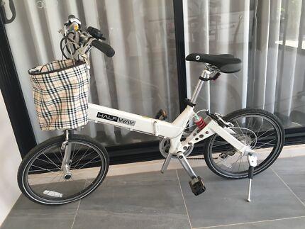 Second hand Japanese bike