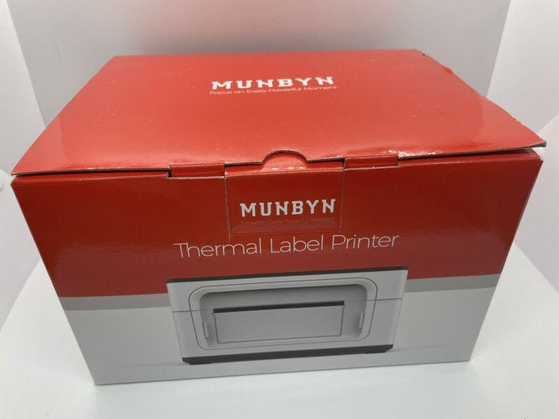 MUNBYN Thermal Label Printer White (ITPP941)