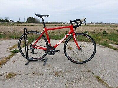 Planet X Pro Carbon road bike (Red) . Large. Carbon Fibre frame.
