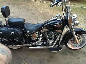 NEEDS TO GO! 2011 Harley heritage softail