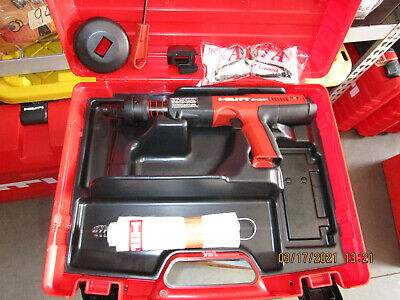 Hilti 373103 Powder-actuated Tool Dx 351-me Direct Fastening Kit New 881