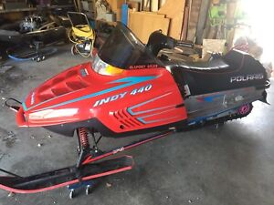 1994 Polaris Indy 440