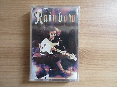 Rainbow ‎– The Very Best Of Rainbow Rare Korea Sealed Cassette Tape No Barcode