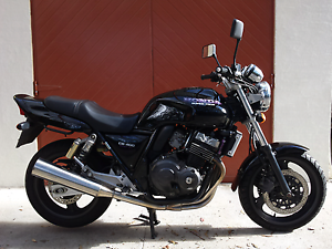 Honda CB400 Mount Nebo Brisbane North West Preview