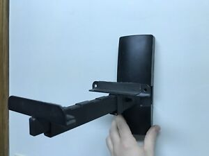 Heavy duty speaker wall mounts