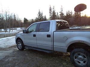 2007 Ford F-150 SuperCrew XLT 5.4l Pickup Truck