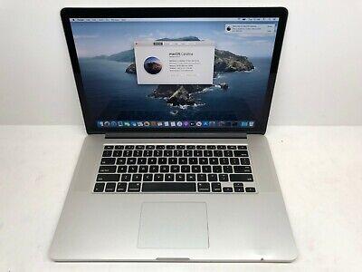 "*GRADE C* Apple MacBook Pro Core i7 2.2 15"" Mid-2014 256 GB SSD 16GB RAM 820305"
