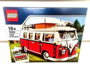 LEGO 10220 Volkswagen T1 Camper Van - Brand New & Factory Sealed North Willoughby Willoughby Area Preview
