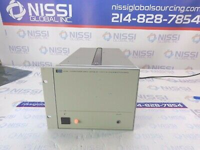 Hp Hp 6038a System Bench Power Supply Opt001 0-60v10a200w