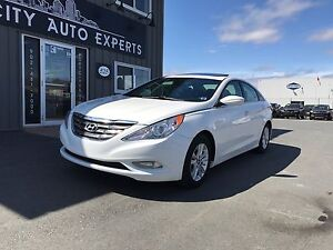 2013 Hyundai Sonata GLS only 77,400km / SUN ROOF / EXTRA TIRES