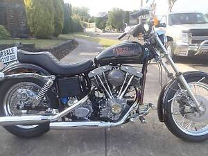 Harley Davidson 1979 FXE Frankston Frankston Area Preview