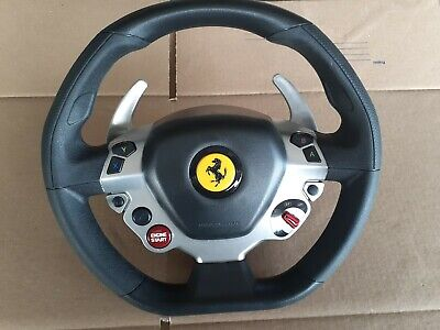 Thrustmaster tx ferrari 458 italia edition wheel only