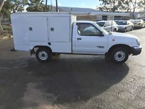 """2000 Nissan Navara Ute """"FREE 1 YEAR WARRANTY"""" Welshpool Canning Area Preview"""