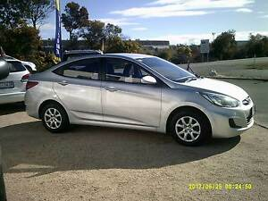 2014 Hyundai Accent Sedan Launceston Launceston Area Preview