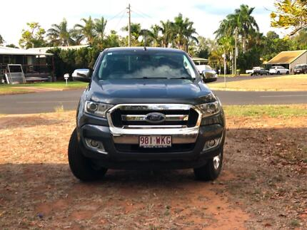 2016 Ford Ranger Ute Moranbah Isaac Area Preview