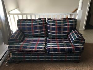 Free love seat couch