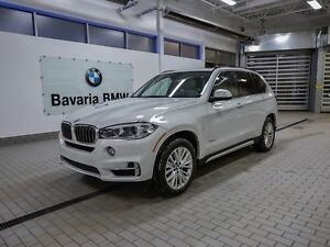 Beautiful 2015 BMW X5 35d with amazing rates!