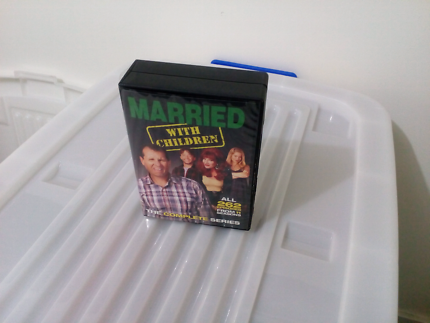 married with children dvd box set