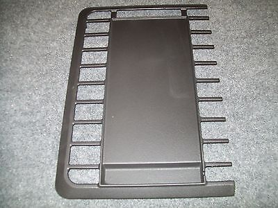 New WPW10345828 Whirlpool Range Burner Grate - Burner Grates Griddle