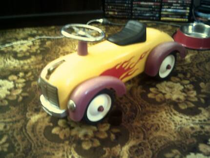 KIDS 'GOOD BOYS' STEEL PUSH CAR IN EXCELLENT CONDITION Sylvania Sutherland Area Preview