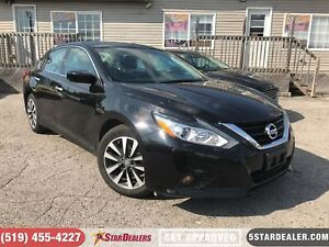 2017 Nissan Altima 2.5 SV | ONE OWNER | CAM | ROOF