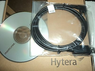 Hyt Compatible Program Cable Software Pc26 Hytera Tc-508 Tc-518 Tc-580 Tc-610