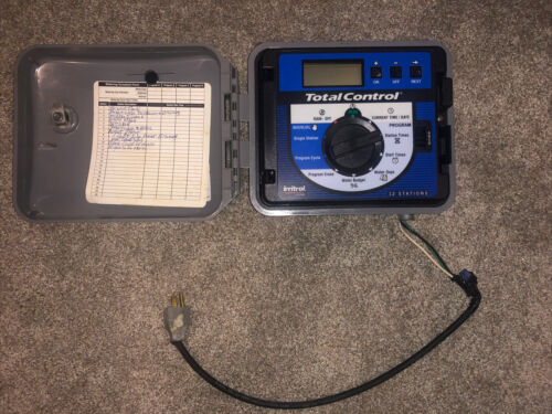 Irritrol Tc12exb 12 Station Irritation System  - $45.00