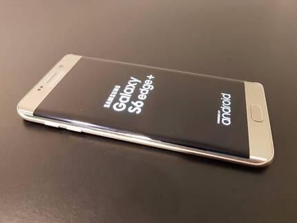 Dual SIM!!! Samsung Galaxy S6 Edge Plus+ 64GB Gold Platinum 4G