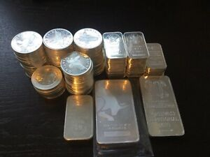 Silver for sale