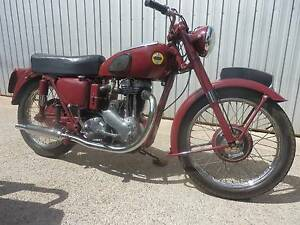 1956 Ariel Red Hunter Vintage Motorcycle Sellicks Beach Morphett Vale Area Preview