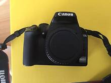 Canon 1000D (BODY ONLY) Campbelltown Campbelltown Area Preview