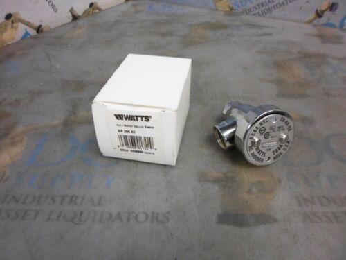 """WATTS 0339985 3/8"""" 125 PSI ANTI-SIPHON VACUUM BREAKER"""