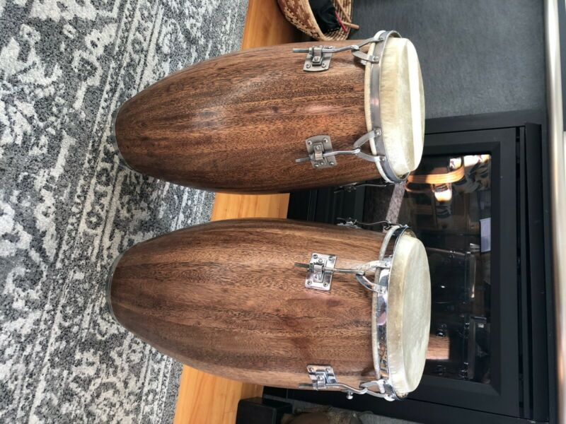 vintage conga drums -Gon Bops Conga and Quinto