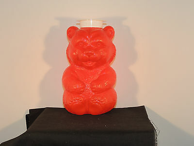 Independence Mall Bear Plastic Bank Over 6 Inches Tall  4707